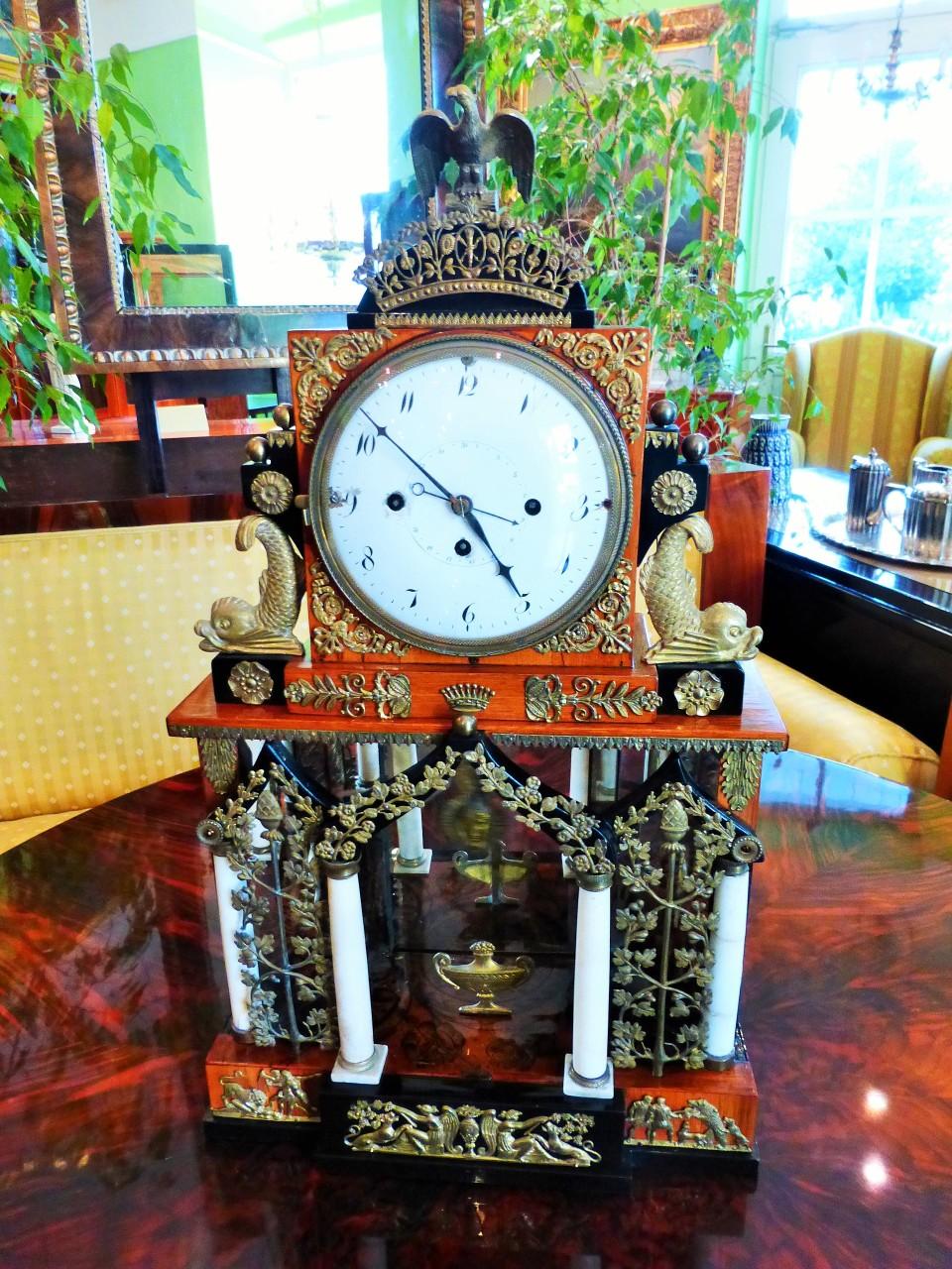 empireuhr antiquit ten wien kunsthandel wien. Black Bedroom Furniture Sets. Home Design Ideas